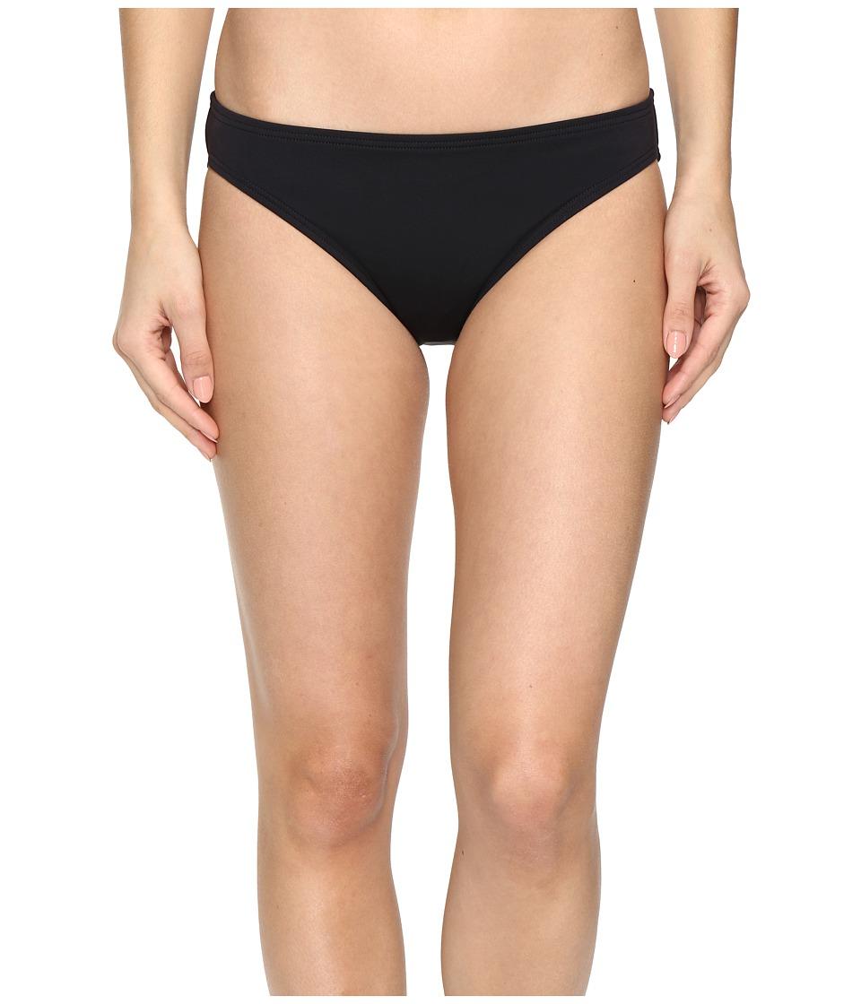 Vince Camuto Fiji Solids Classic Bikini Bottom (Black) Women