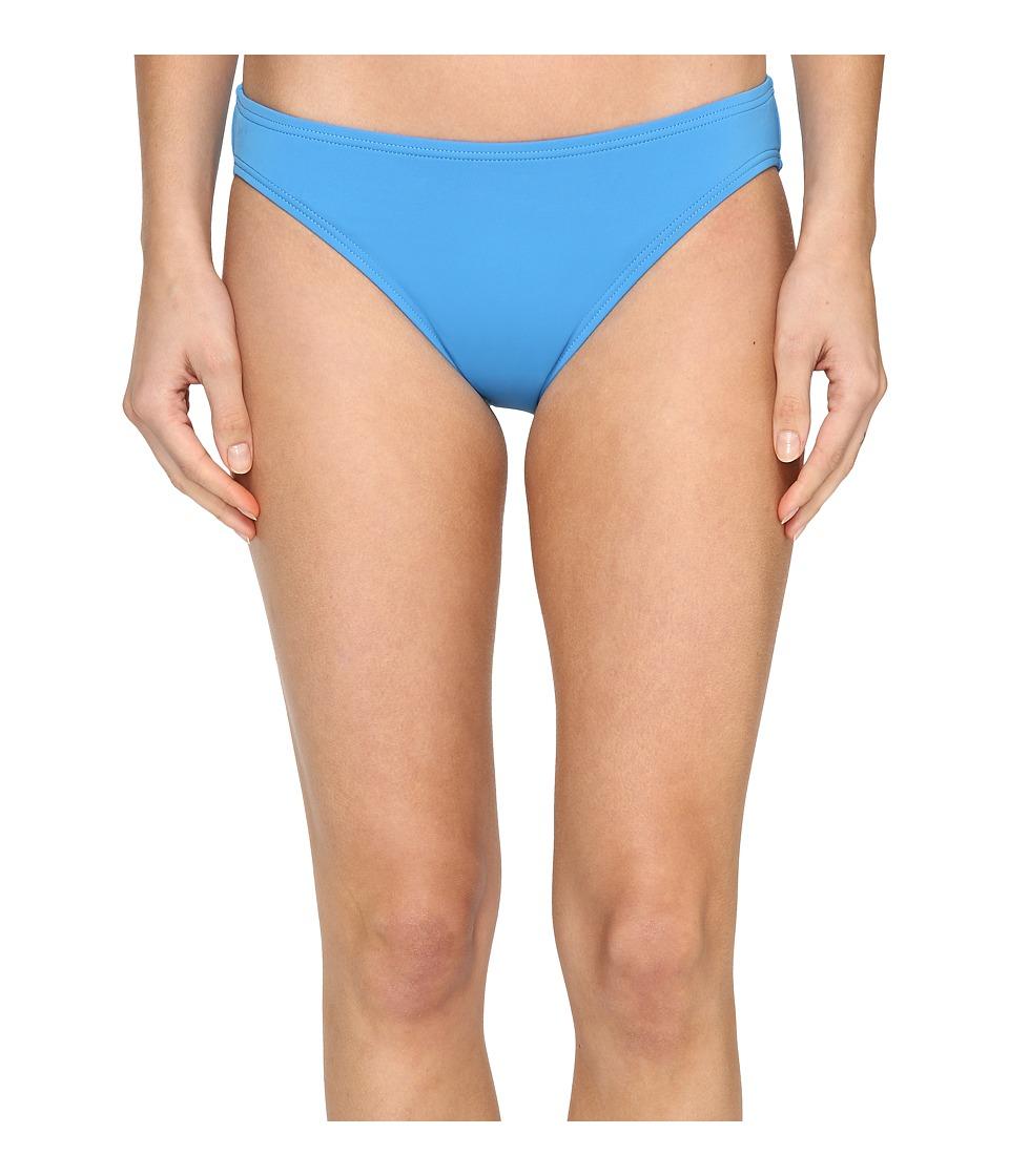 Vince Camuto - Fiji Solids Classic Bikini Bottom (Misty Blue) Women's Swimwear