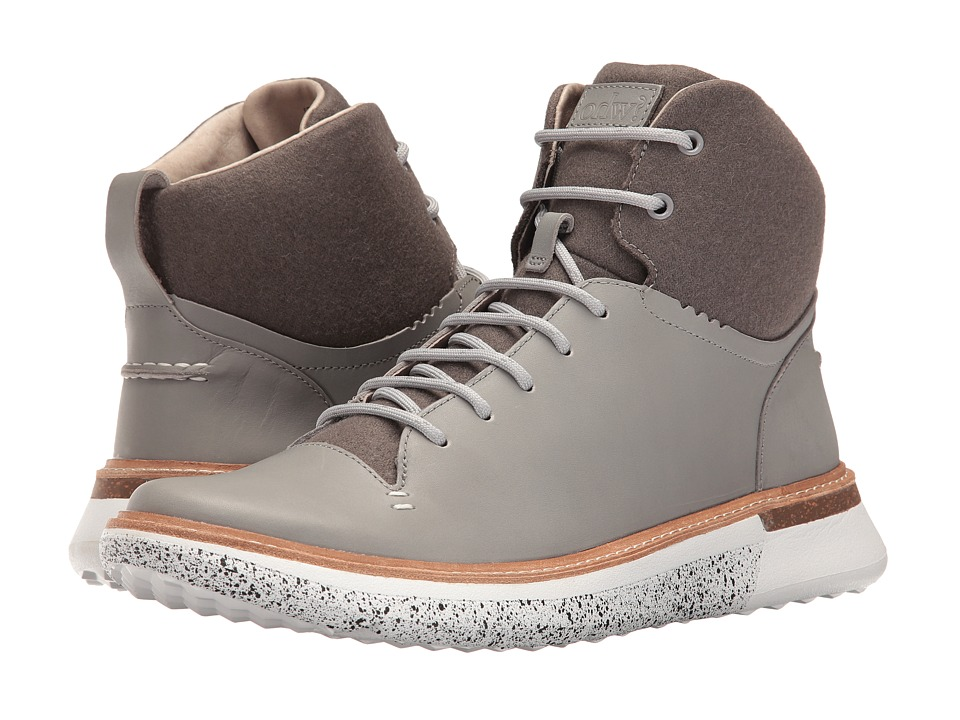 ohw? - Freddy (Alloy Dark Grey) Men's Shoes