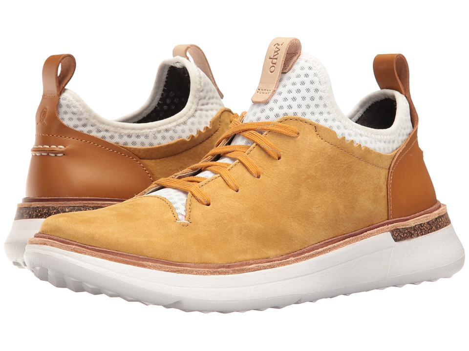 ohw? - Freddy Low (Buckthorn Brown/White) Men's Shoes