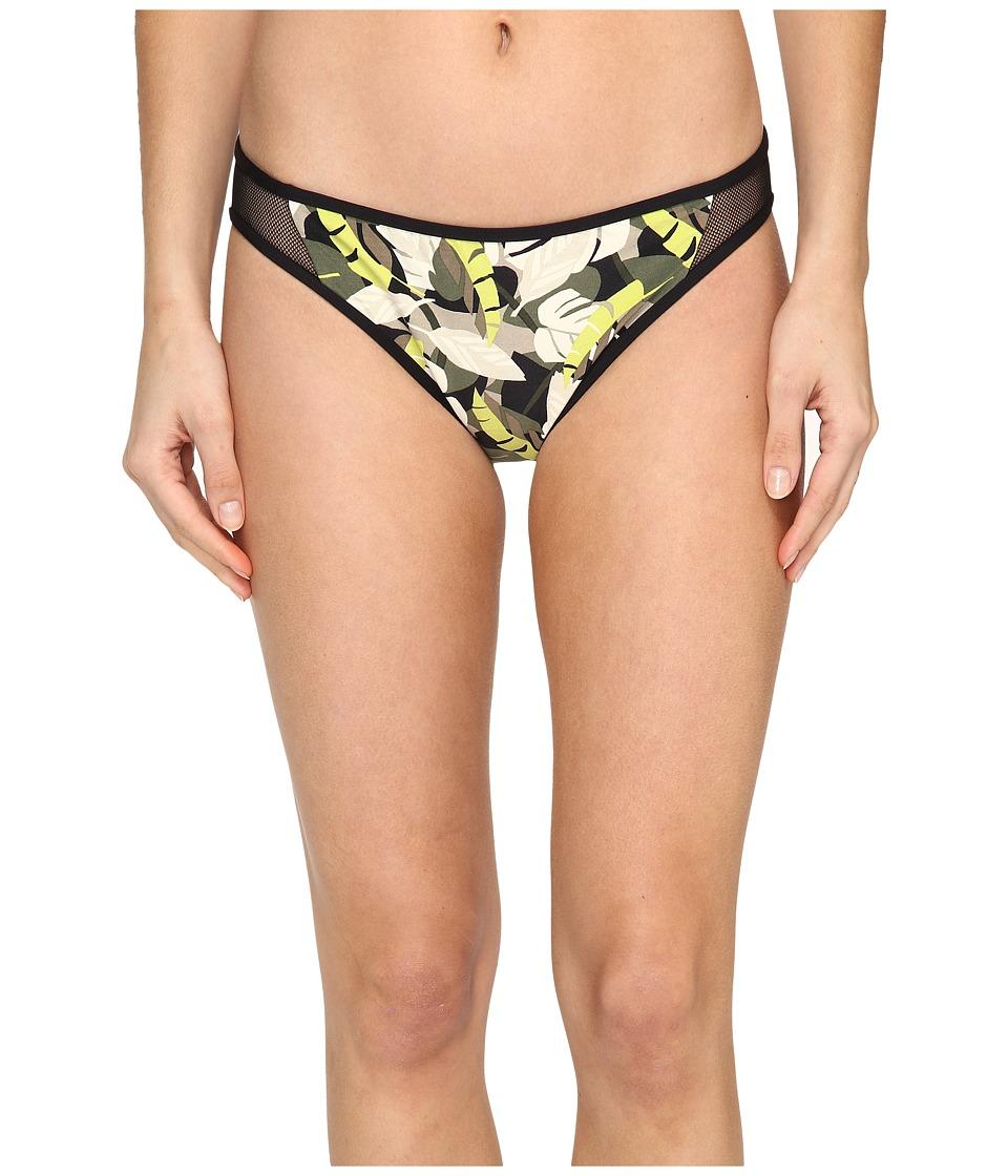 Vince Camuto - Rainforest Bikini Bottom (Black Multi) Women's Swimwear