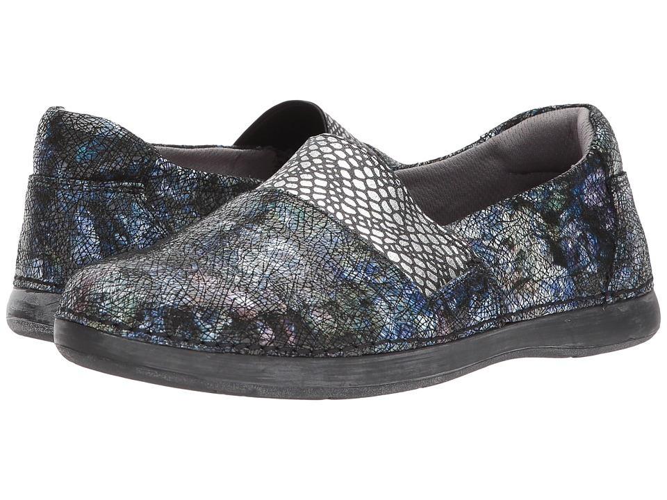 Alegria Glee (Quarry Crackle) Women's Slip on Shoes