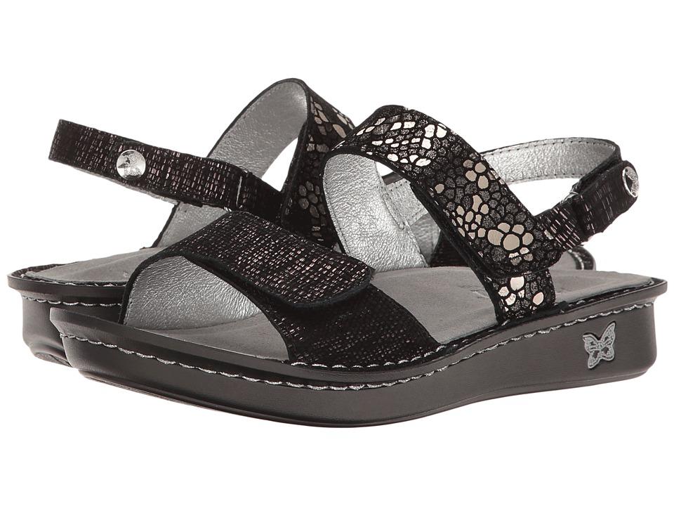 Alegria - Verona (Pewter Mosaic) Women's Sandals