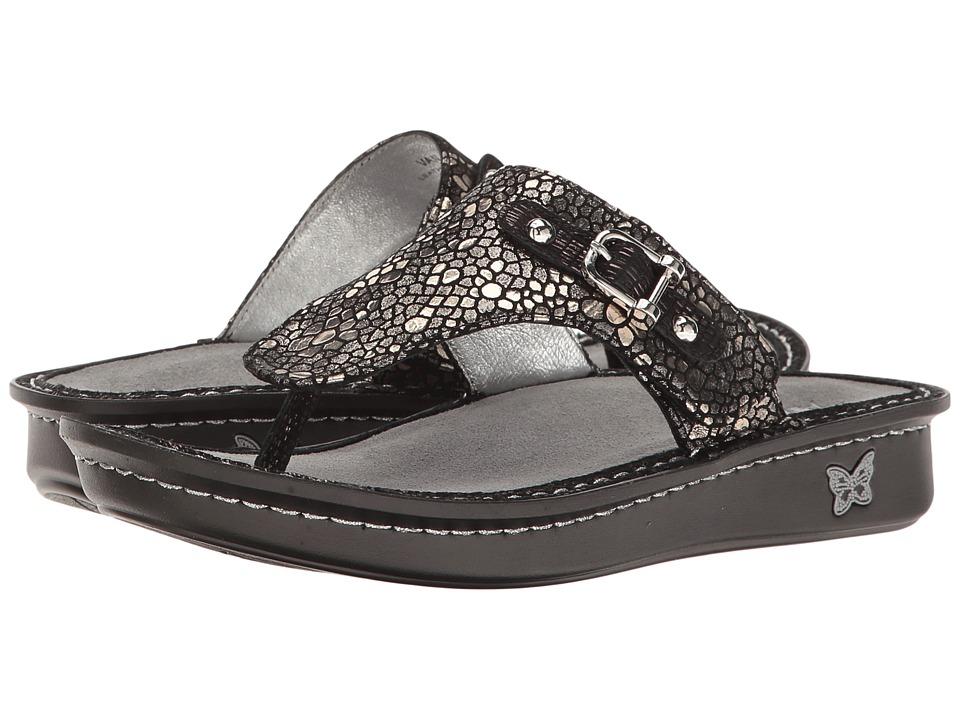 Alegria - Vanessa (Pewter Mosaic) Women's Sandals