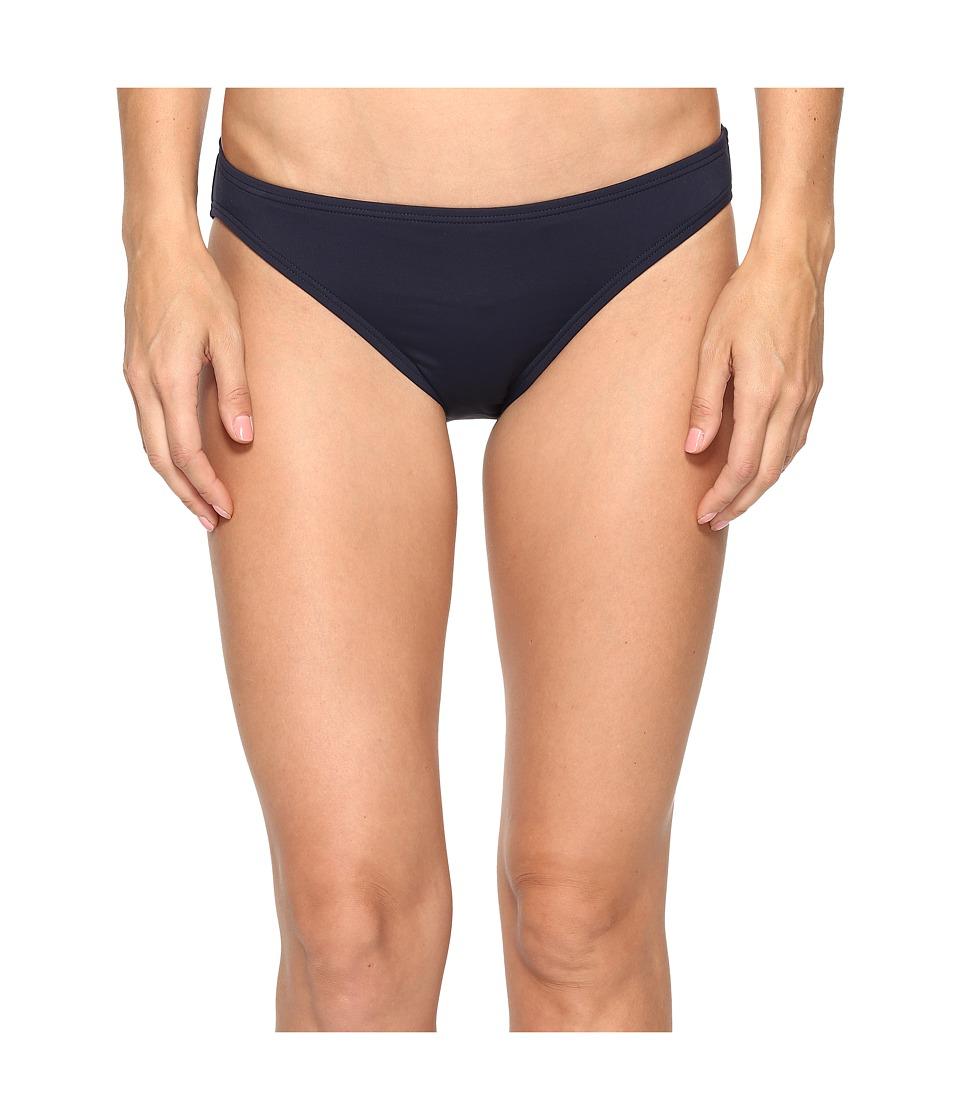 MICHAEL Michael Kors - Villa Del Mar Classic Bikini Bottom (New Navy) Women's Swimwear