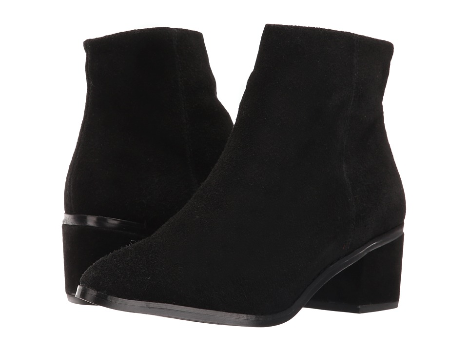 Sol Sana Miles Boot (Black Suede) Women