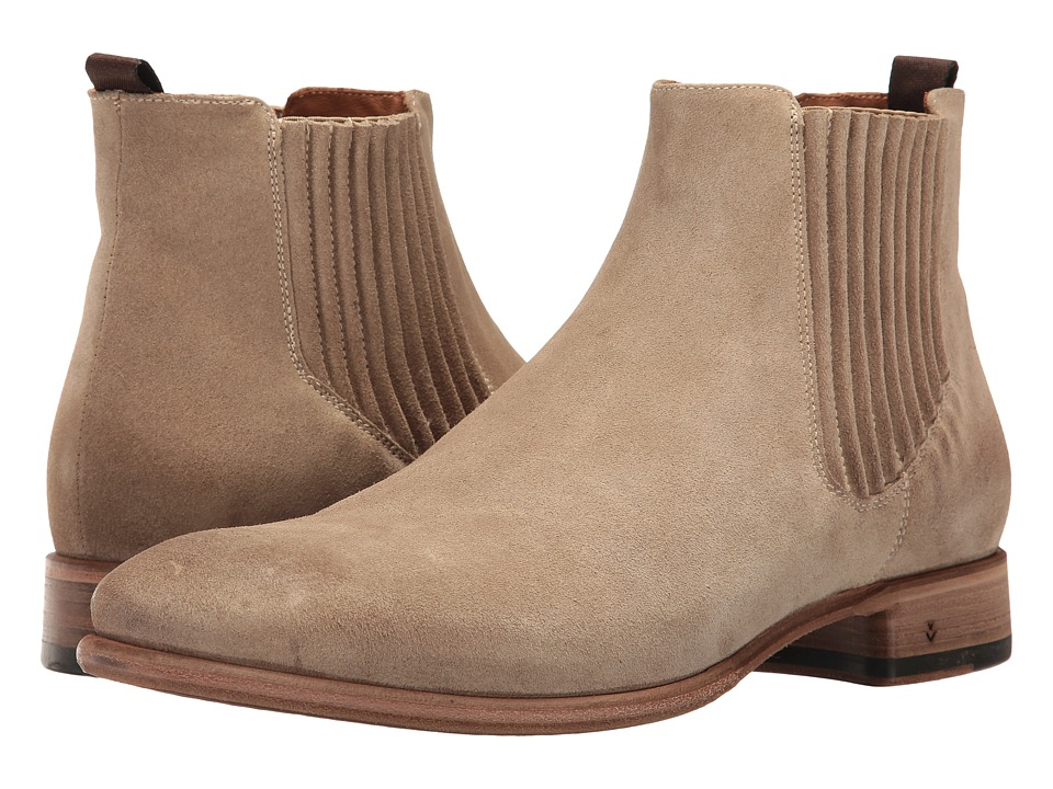 John Varvatos - Eldridge Chelsea (Twine) Men's Shoes