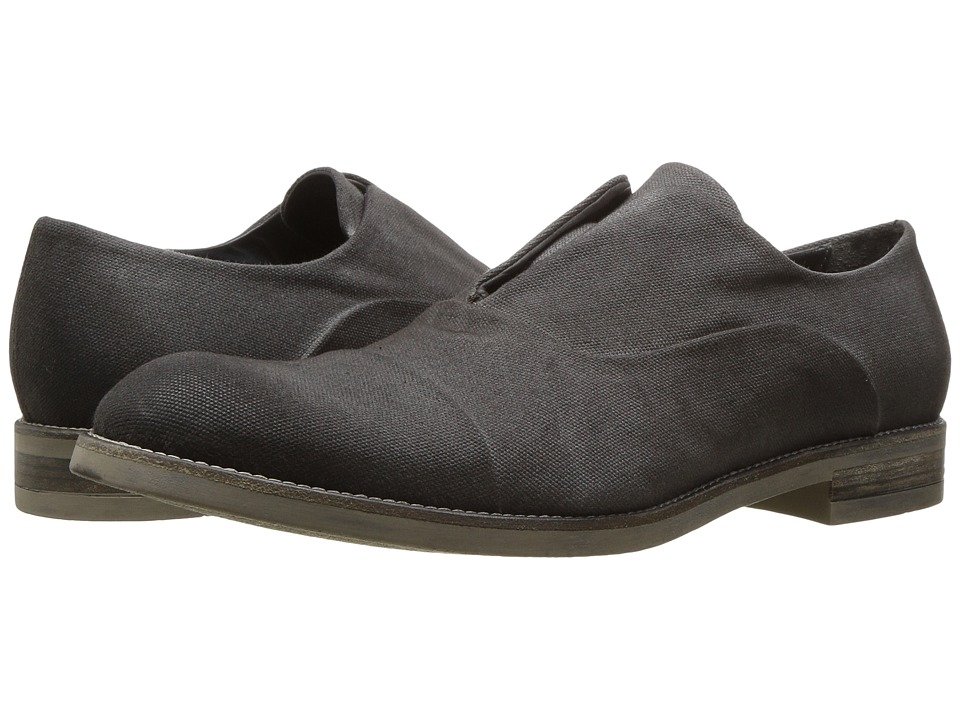 John Varvatos - Jacob Blind Derby (Steel Grey) Men's Shoes