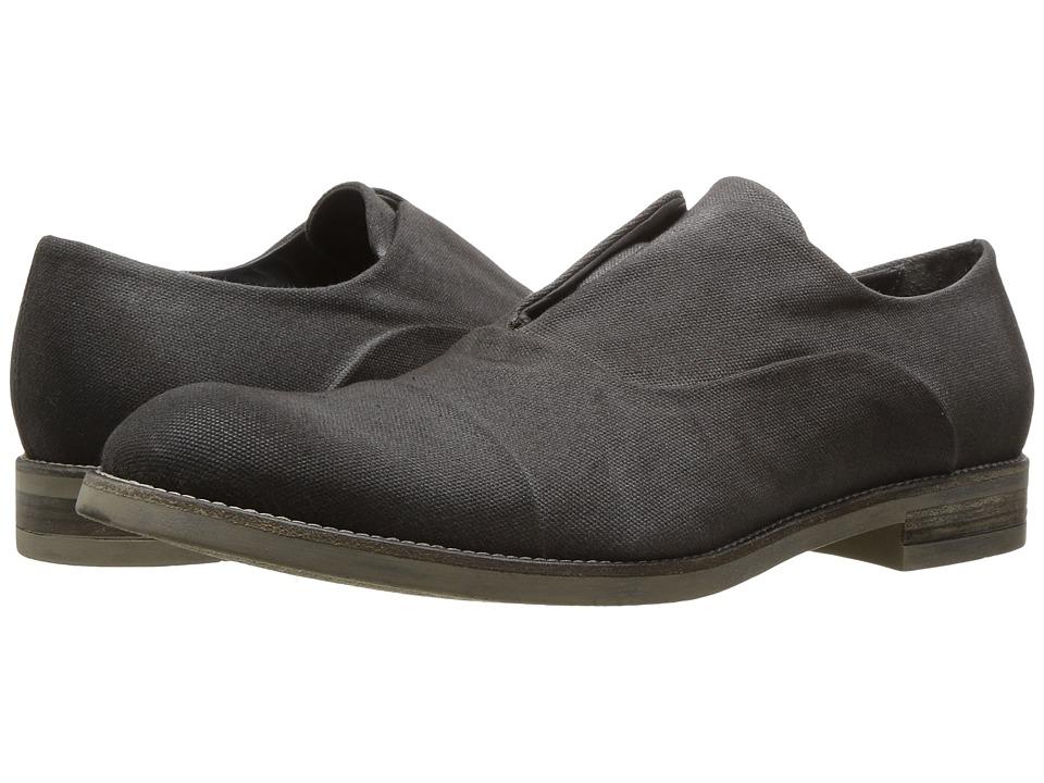 John Varvatos - Jacob Blind Derby (Steel Grey) Men's Shoes