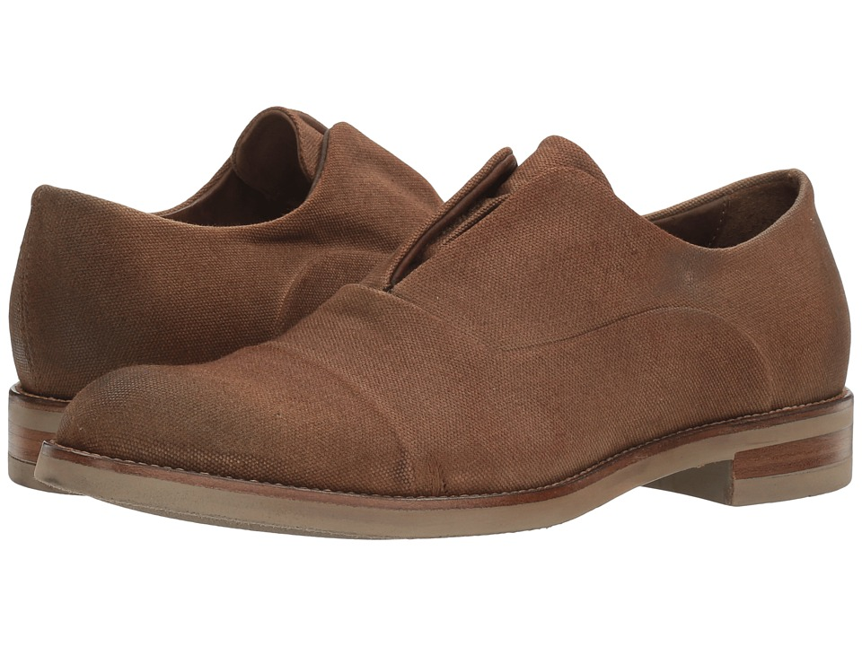 John Varvatos - Jacob Blind Derby (Brown) Men's Shoes