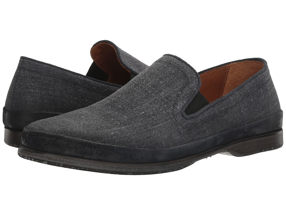 John Varvatos - Mykonos Sidegore (Midnight) Men's Shoes