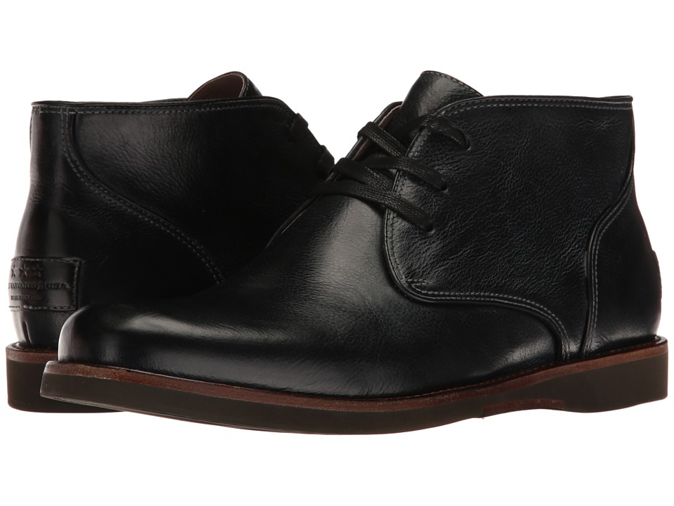 John Varvatos - Brooklyn Chukka (Black) Men's Shoes