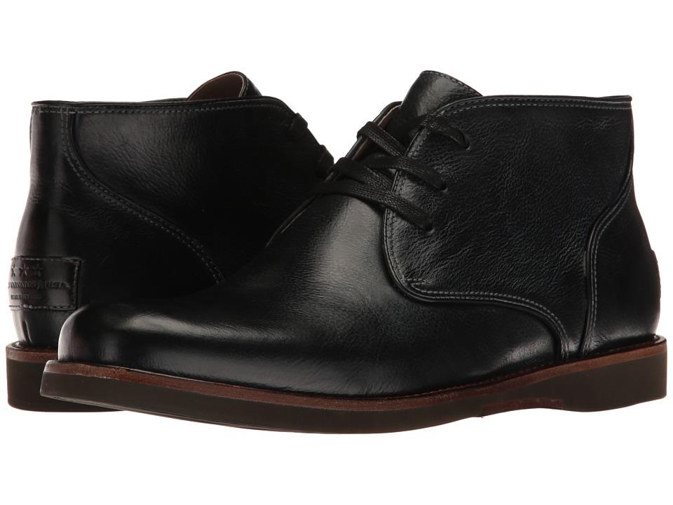 John Varvatos - Brooklyn Chukka (Black) Men's Shoes