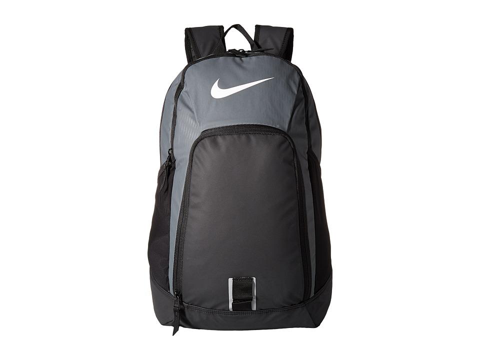 Nike Alpha Adapt Rev Backpack (Flint Grey/Black/White) Backpack Bags