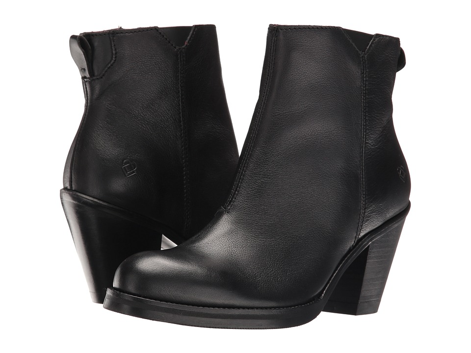 Liebeskind - Ankle Boot Clean (Ninja Black) Women's Shoes