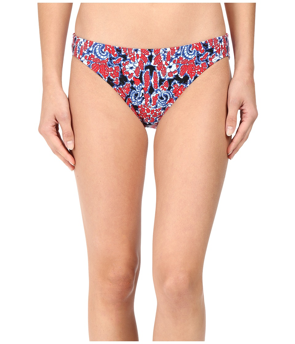 MICHAEL Michael Kors - Angelina Classic Bikini Bottom (Red Blaze) Women's Swimwear