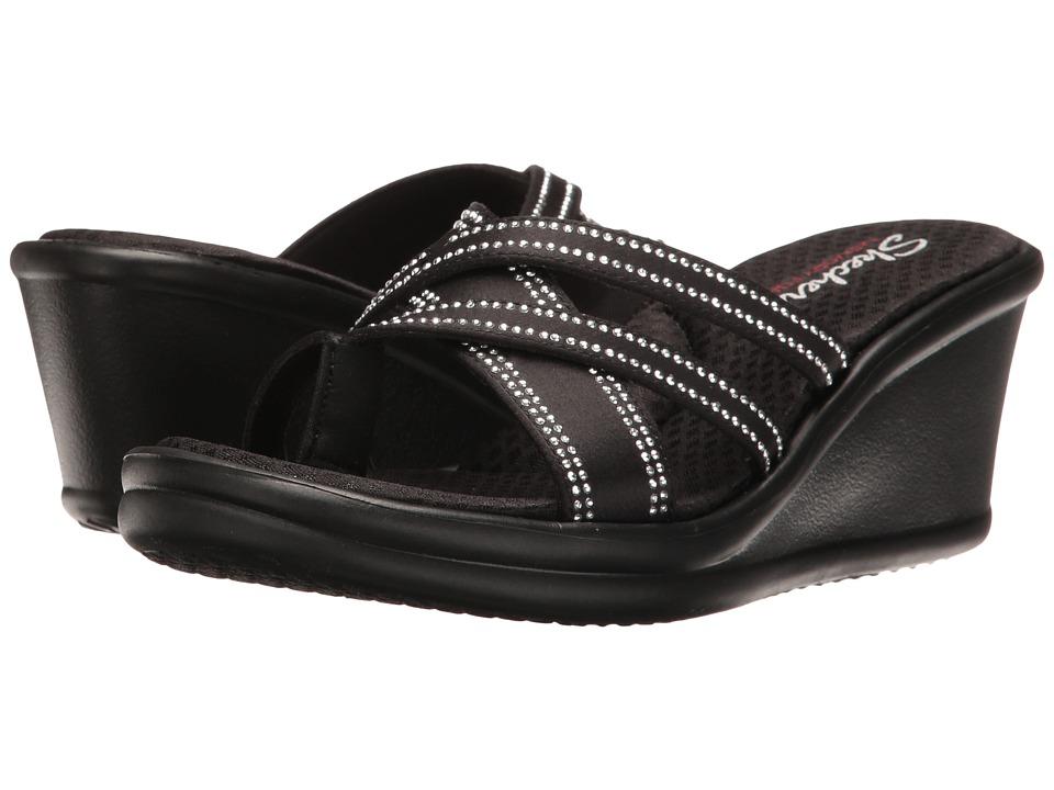 SKECHERS - Rumblers - Go2Gal (Black) Women's Sandals