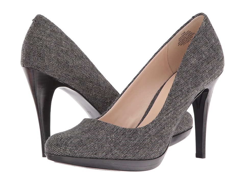 Nine West - Wiseup (Silver Fabric) Women's Shoes