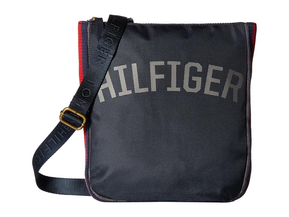 Tommy Hilfiger - Zachary Crossbody Nylon (Tommy Navy) Cross Body Handbags