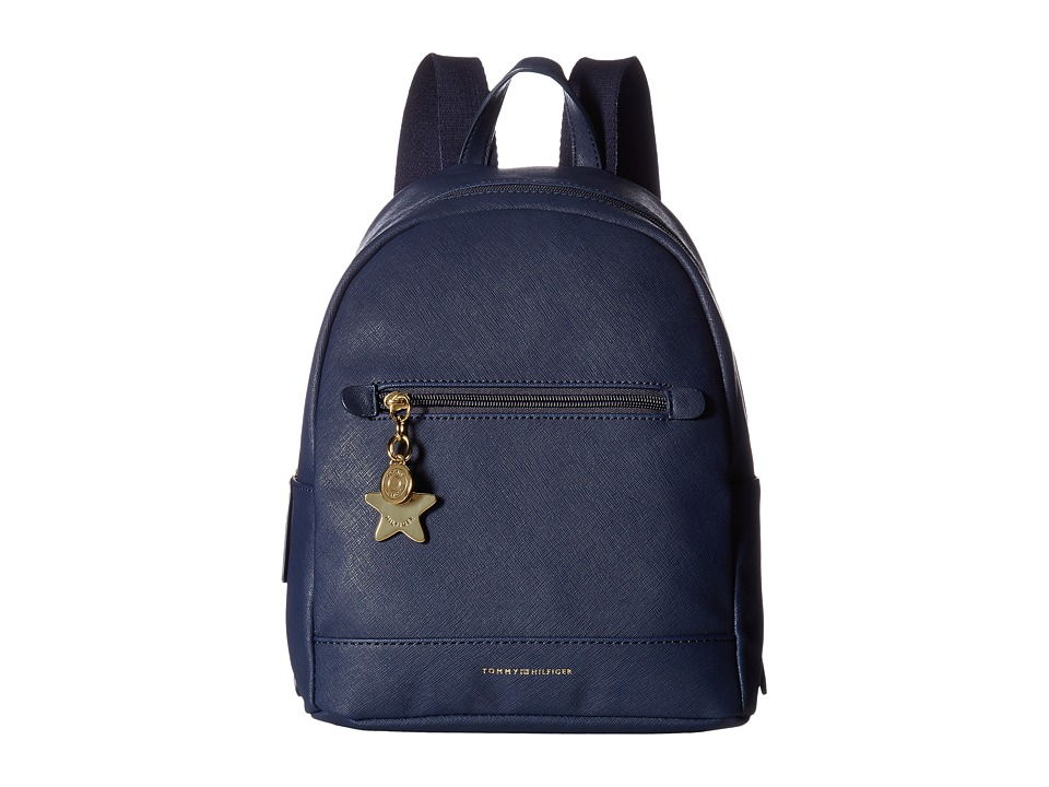 Tommy Hilfiger - Emlyn II Small Backpack (Tommy Navy) Backpack Bags