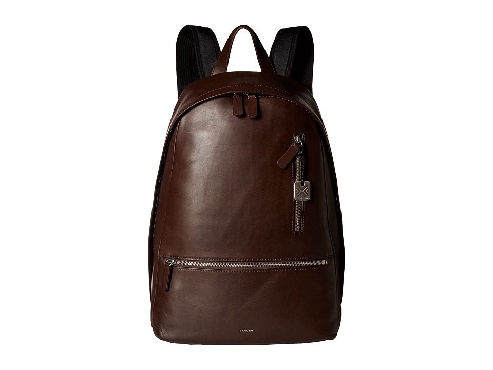Skagen - Kroyer Backpack (Espresso) Backpack Bags