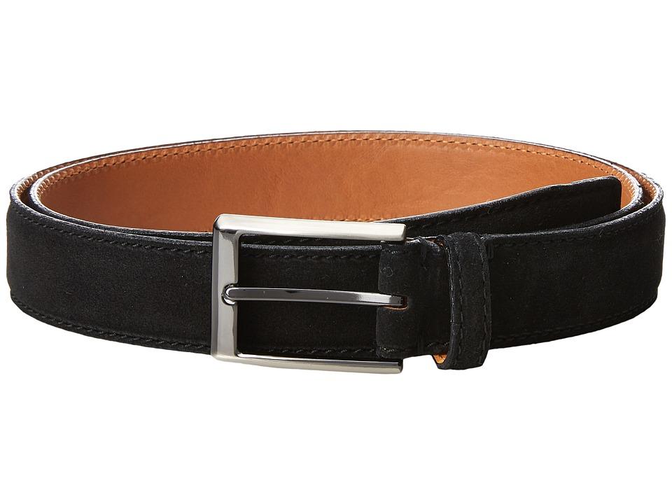 Trafalgar - Alston (Black) Men's Belts