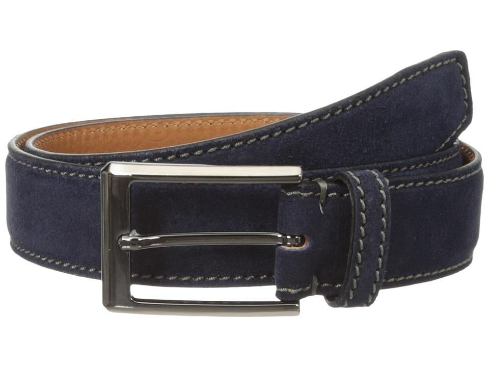 Trafalgar - Alston (Navy) Men's Belts