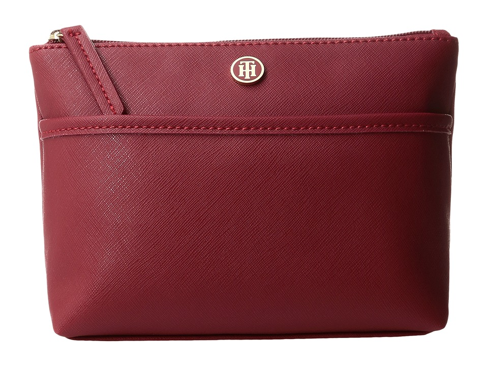 Tommy Hilfiger - Cosmetic Bag (Tommy Red) Cosmetic Case