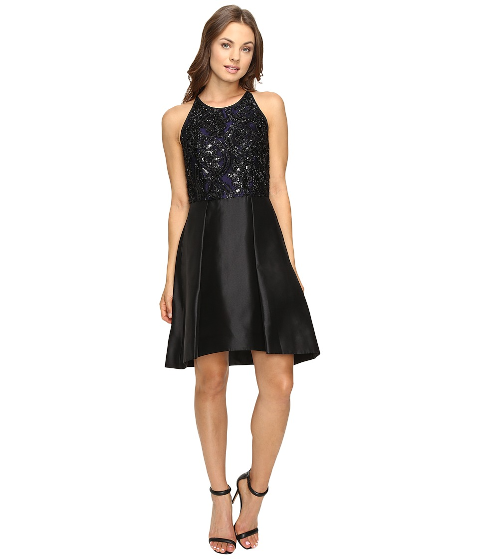 Taylor - Party Dress (Indigo/Black) Women's Dress