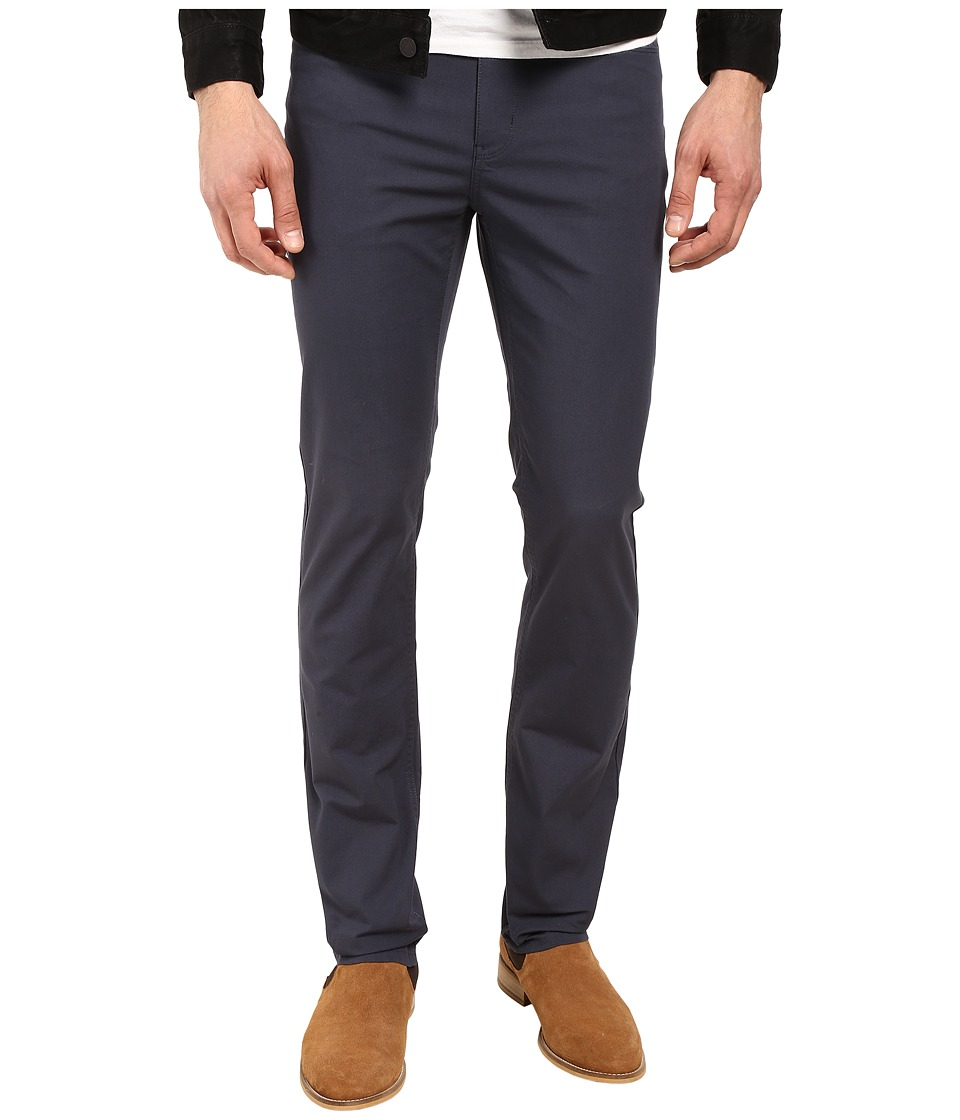 Perry Ellis - Slim Fit Stretch Five-Pocket Pants (India Ink) Men's Casual Pants