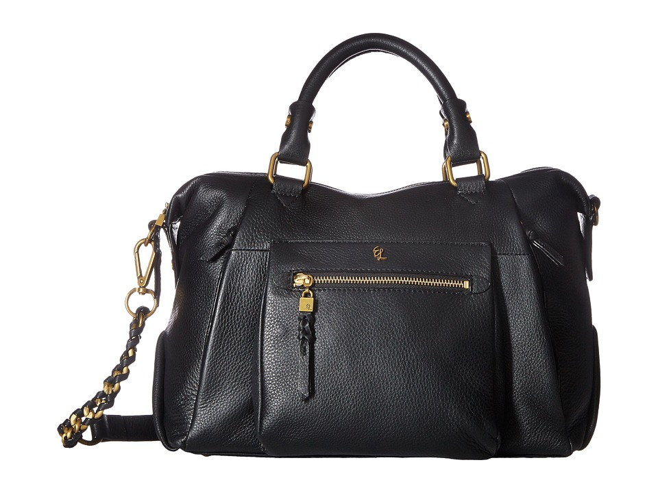 Elliott Lucca - Cosette Satchel (Black) Satchel Handbags