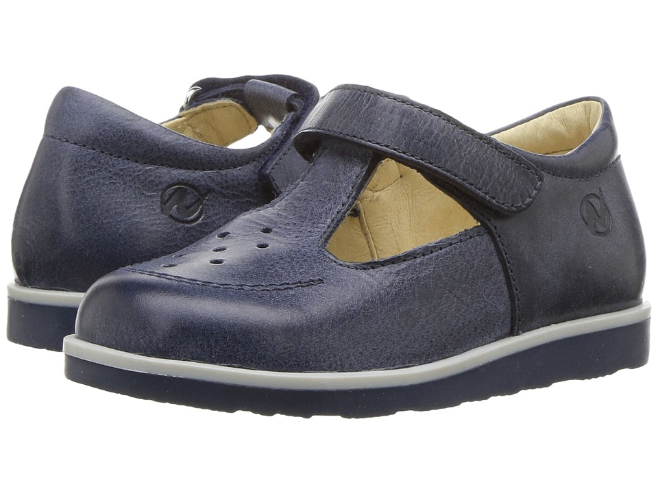Naturino - 5001 SS17 (Toddler/Little Kid) (Navy) Girl's Shoes