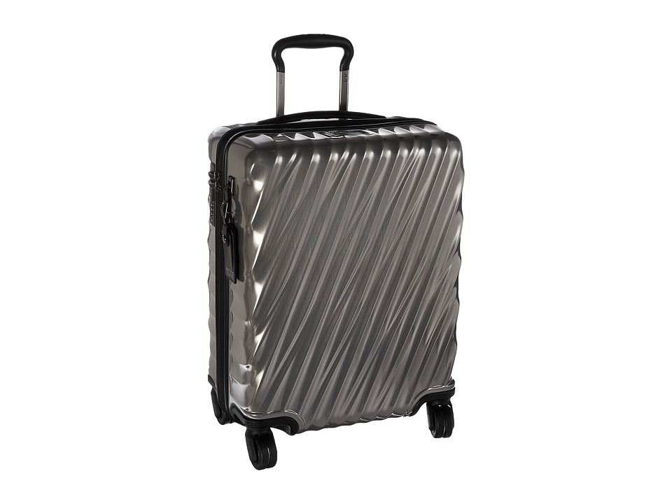 Tumi - 19 Degree Continental Carry-On (Silver)