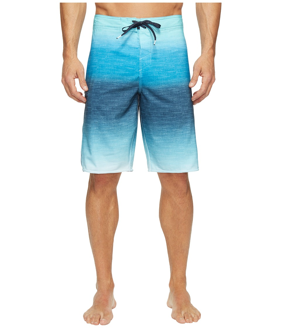 O'Neill - Superfreak Fader Superfreak Series Boardshorts (Navy) Men's Swimwear
