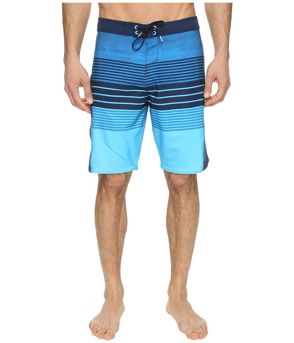 O'Neill - Superfreak Status Superfreak Series Boardshorts (Blue) Men's Swimwear