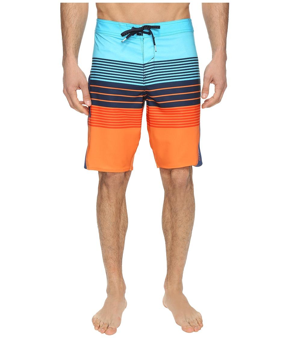 O'Neill - Superfreak Status Superfreak Series Boardshorts (Orange) Men's Swimwear