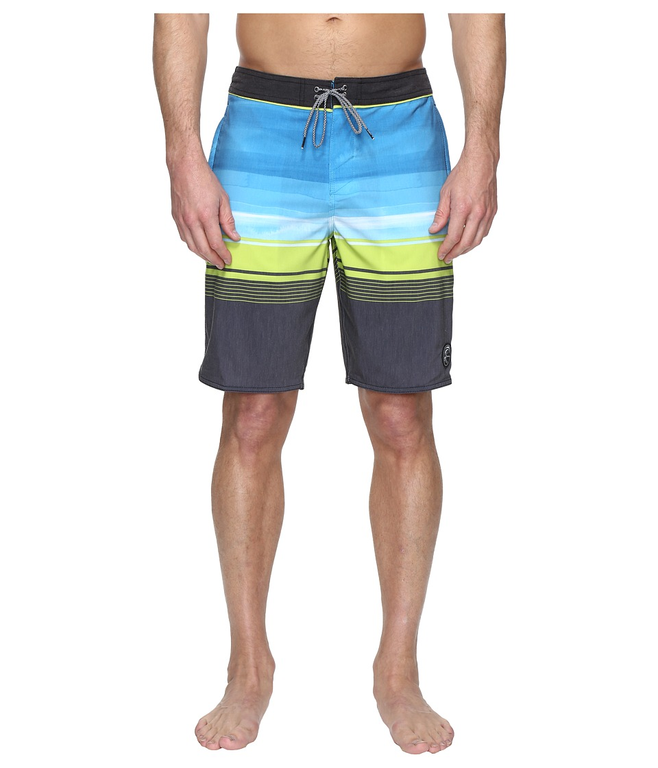 O'Neill - Hyperfreak Source 24-7 Superfreak Series Boardshorts (Black) Men's Swimwear