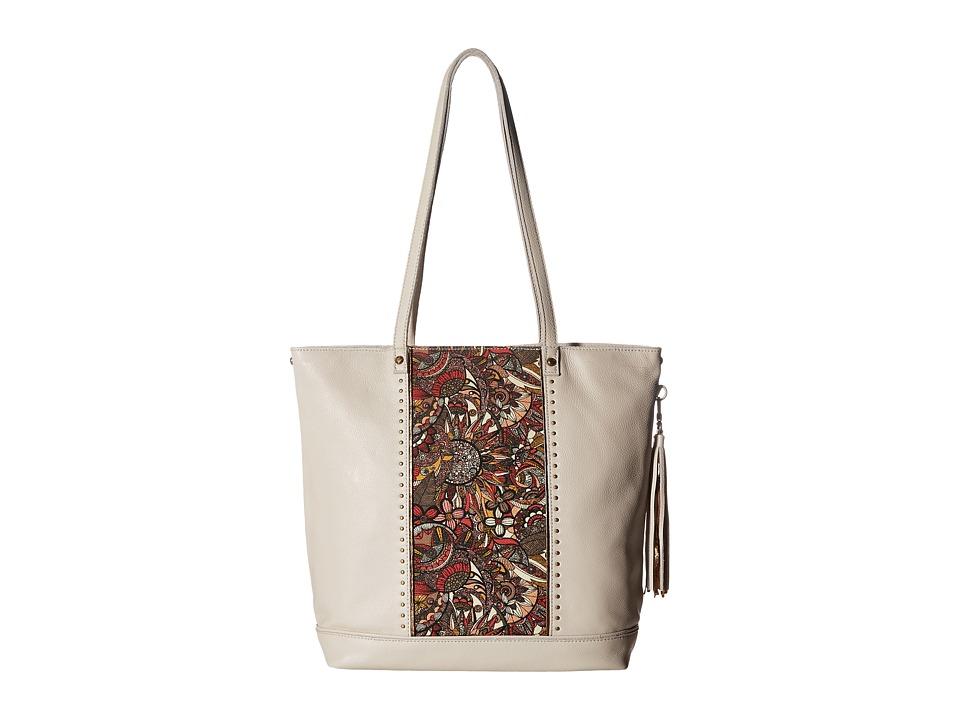 Sakroots - Seni Tote (Ruby Spirit Desert) Tote Handbags