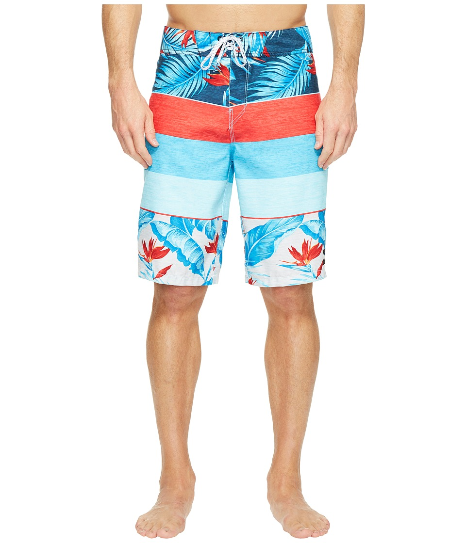 Billabong - Paradise Originals Boardshorts (Blue) Men's Swimwear