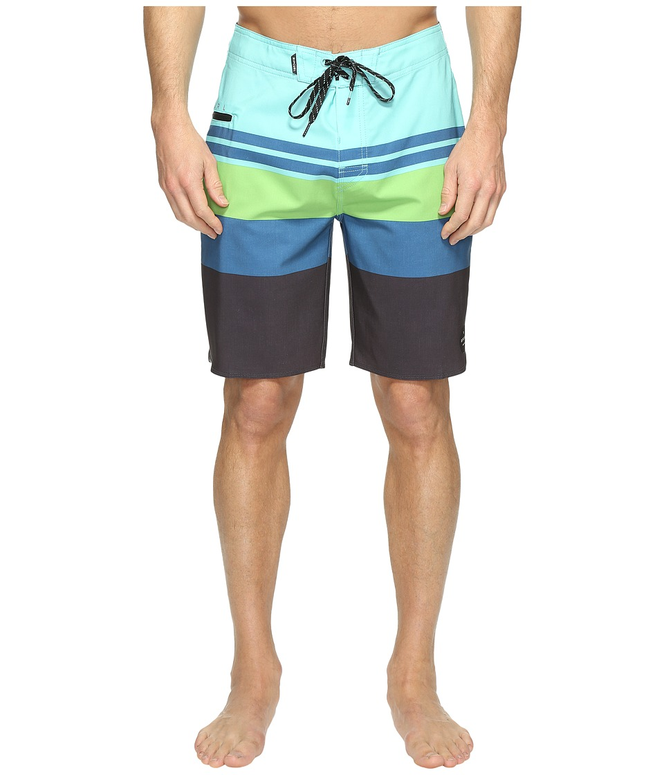 Rip Curl - Mirage Del Rey Boardshorts (Lime) Men's Swimwear