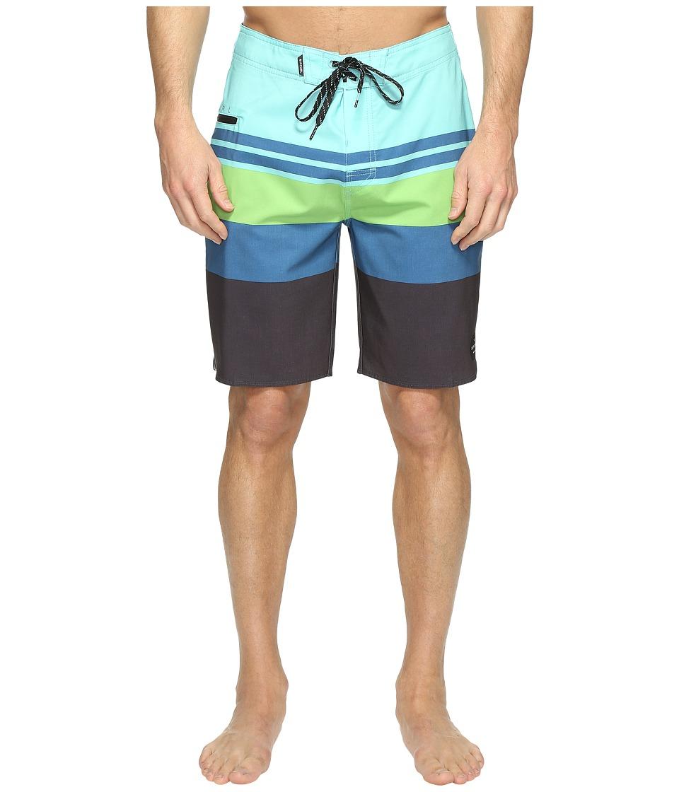 Rip Curl - Mirage Del Rey Boardshorts (Lime) Men's Swimwear