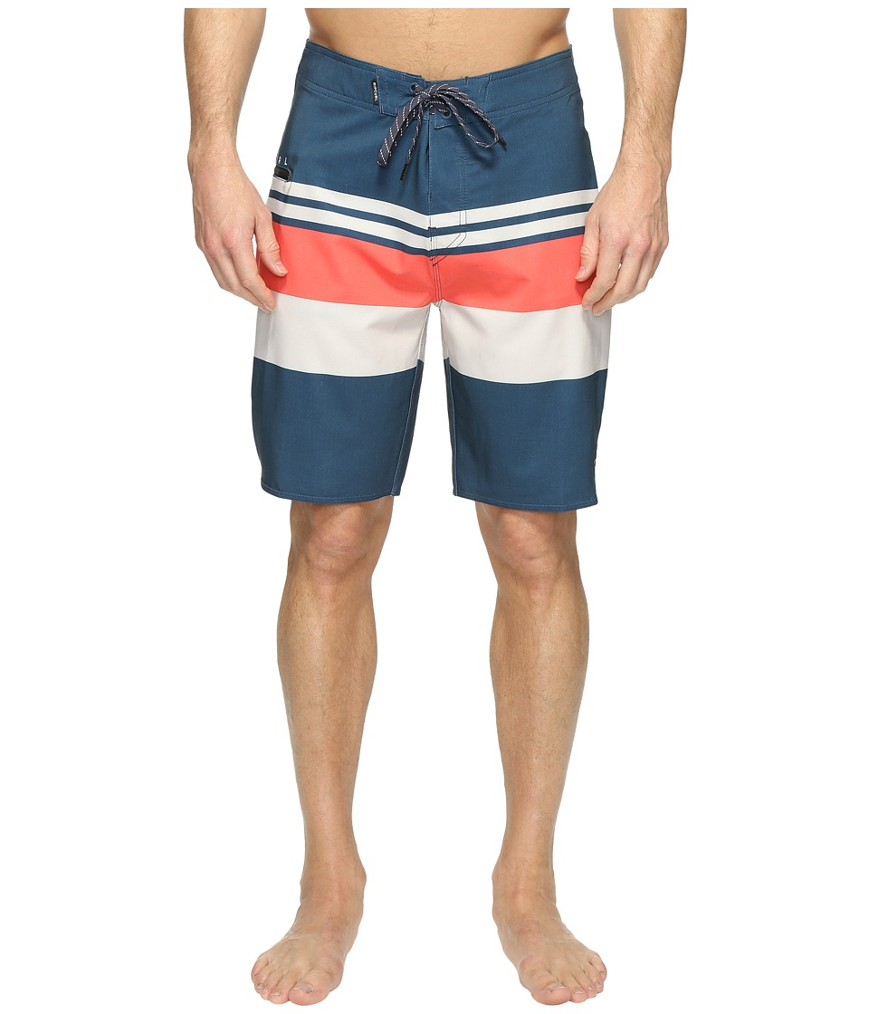 Rip Curl - Mirage Del Rey Boardshorts (Navy) Men's Swimwear