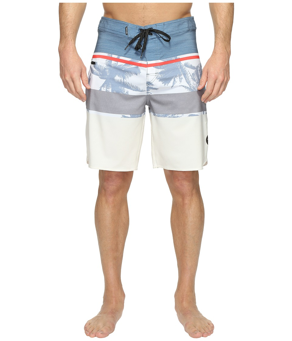 Rip Curl - Mirage Session Boardshorts (Blue) Men's Swimwear