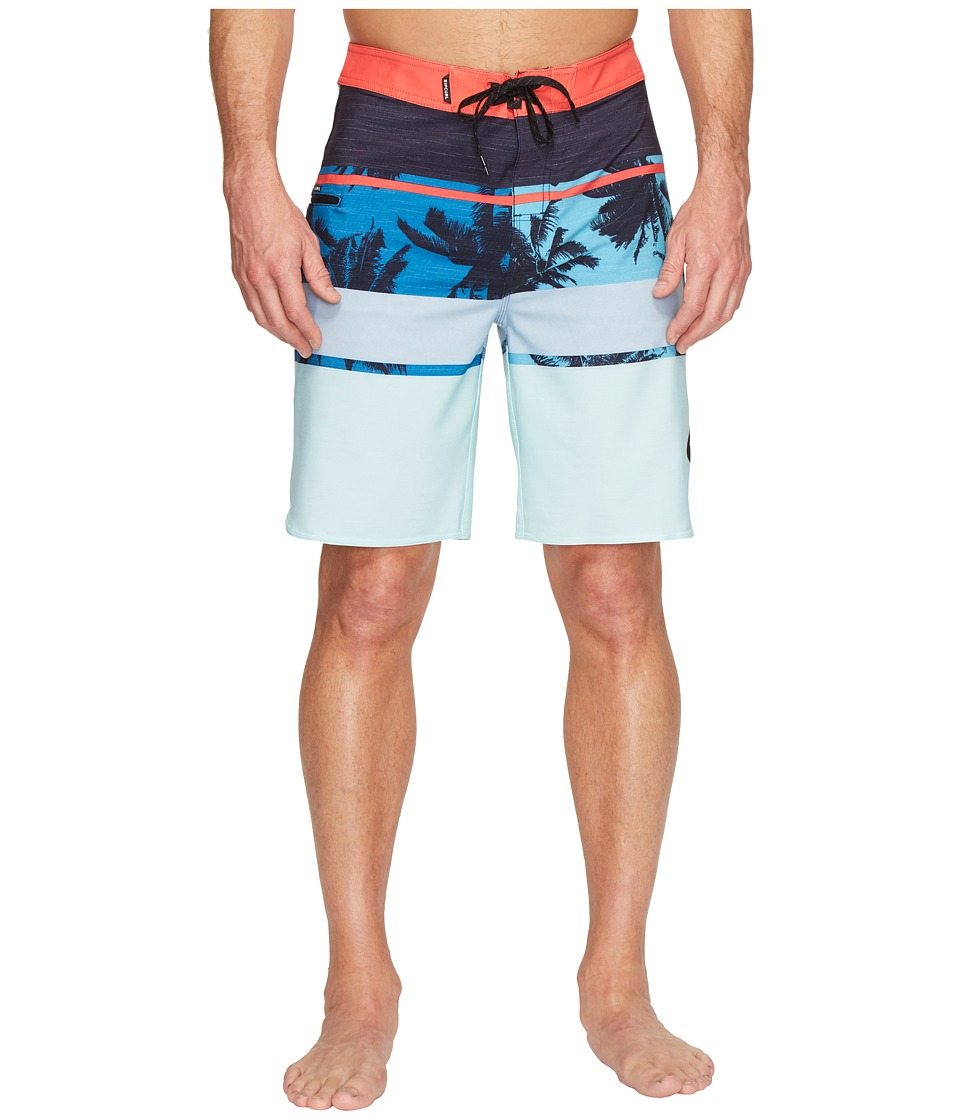 Rip Curl - Mirage Session Boardshorts (Navy) Men's Swimwear