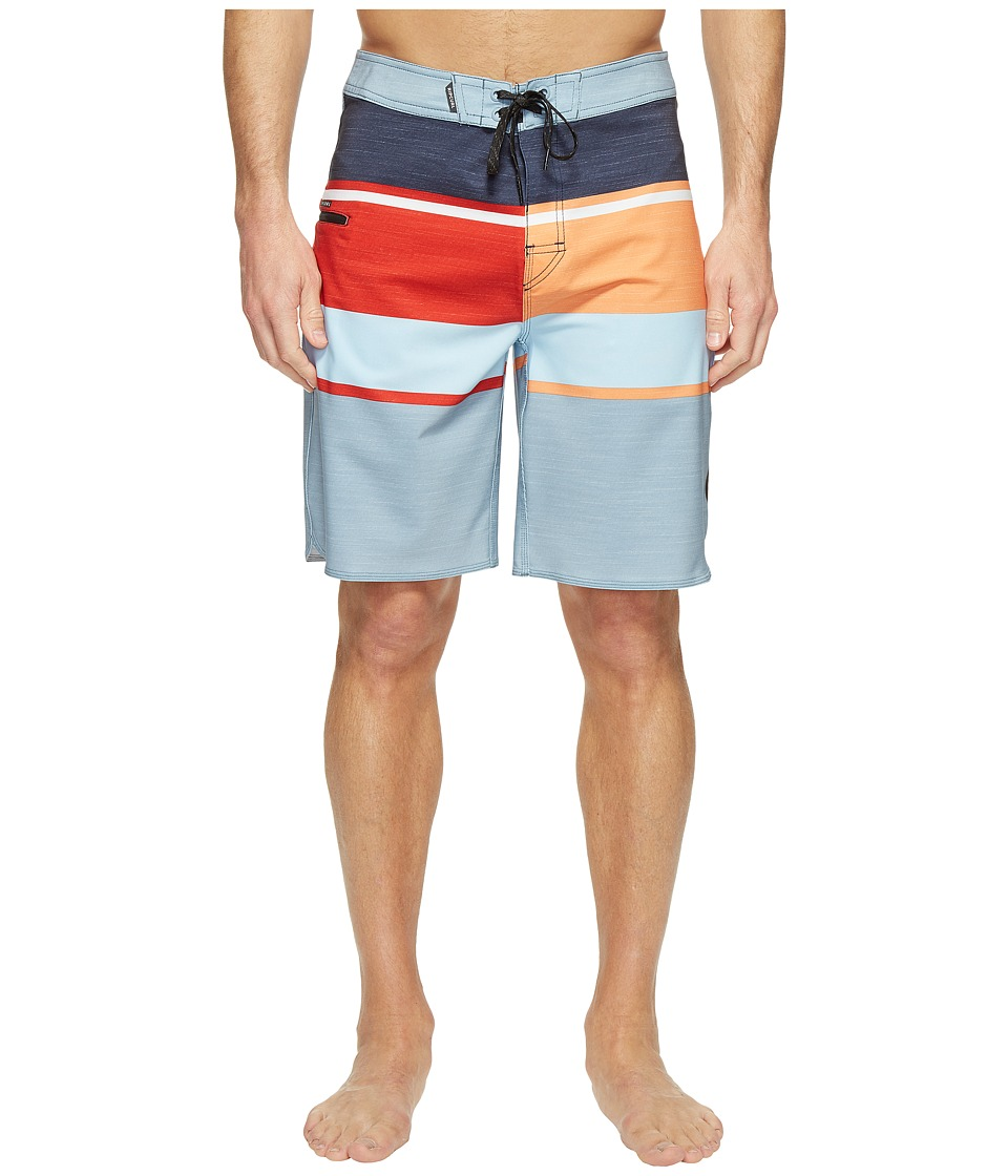 Rip Curl - Mirage Session Boardshorts (Orange) Men's Swimwear