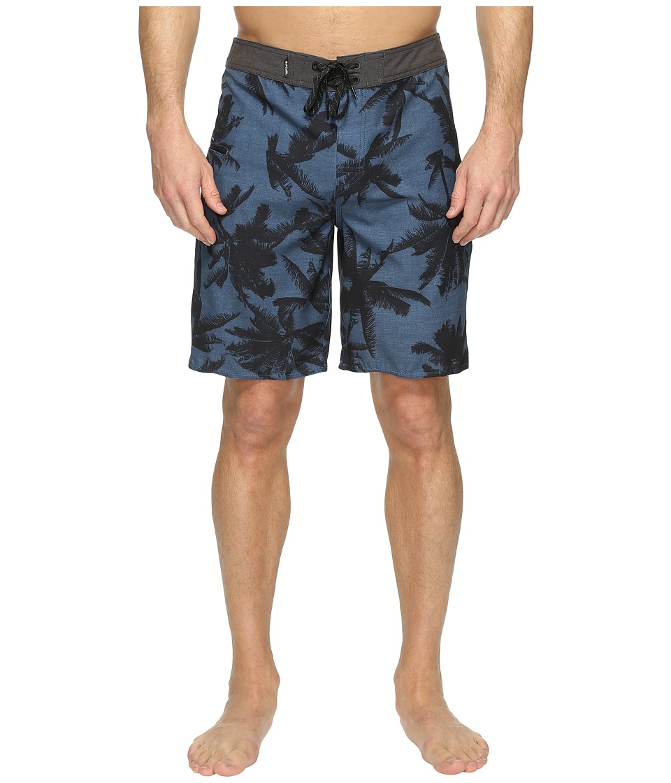 Rip Curl Mirage Palmtime Boardshorts (Navy) Men