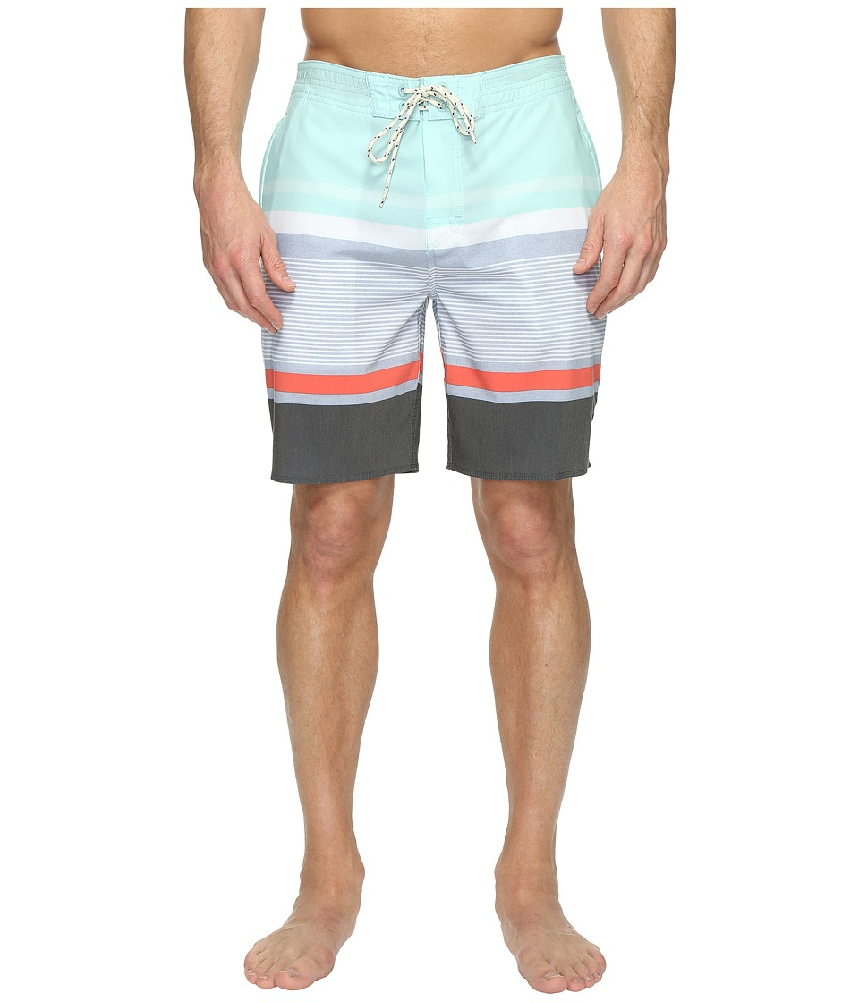 Rip Curl - Rapture Layday Boardshorts (Teal) Men's Swimwear