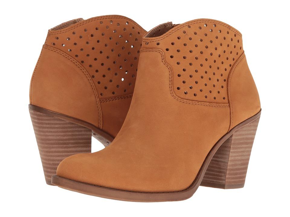 Lucky Brand - Eller (Caf Elk Nubuck) Women's Boots
