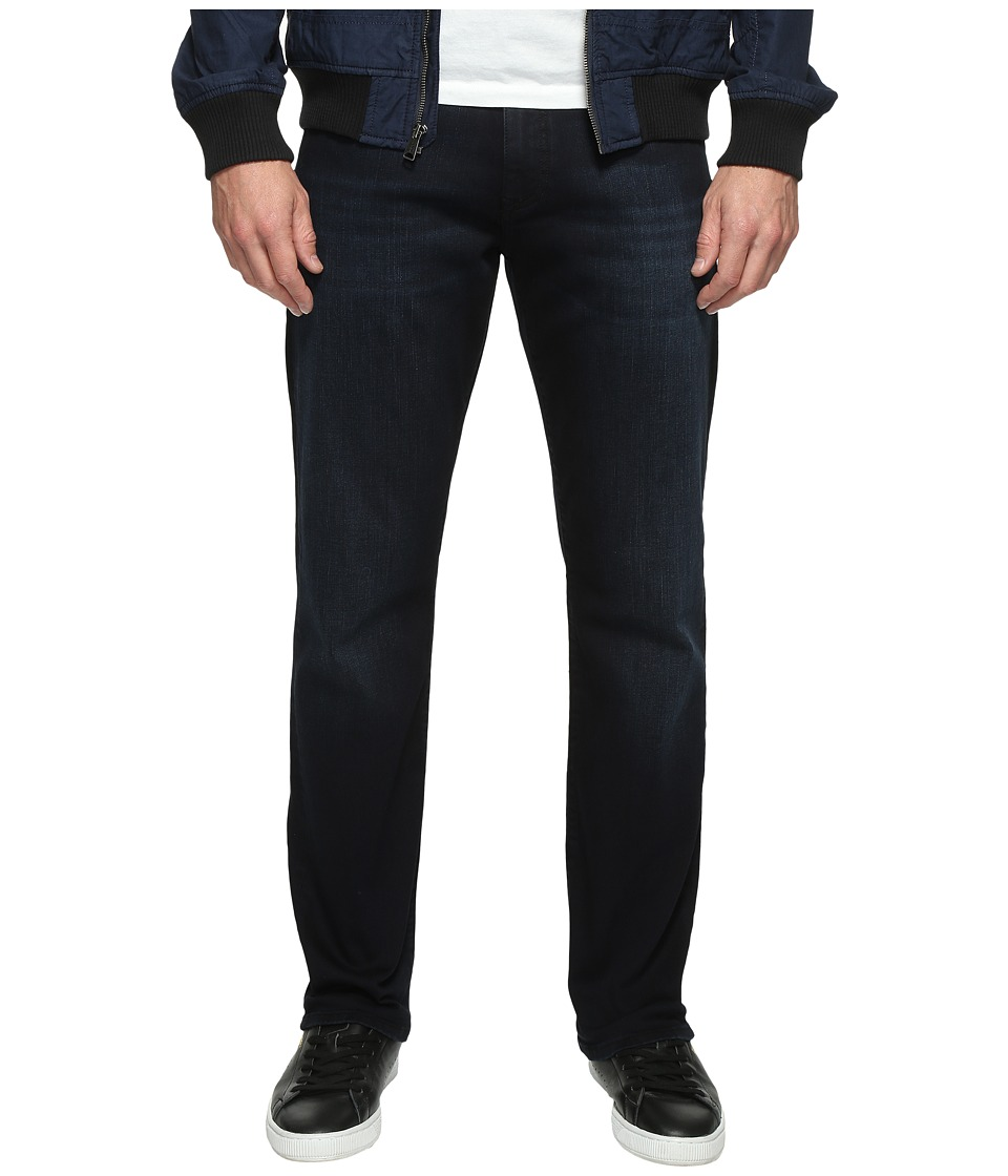 Mavi Jeans - Myles Mid-Rise Straight Leg in Rinse Comfort Move (Rinse Comfort Move) Men's Jeans