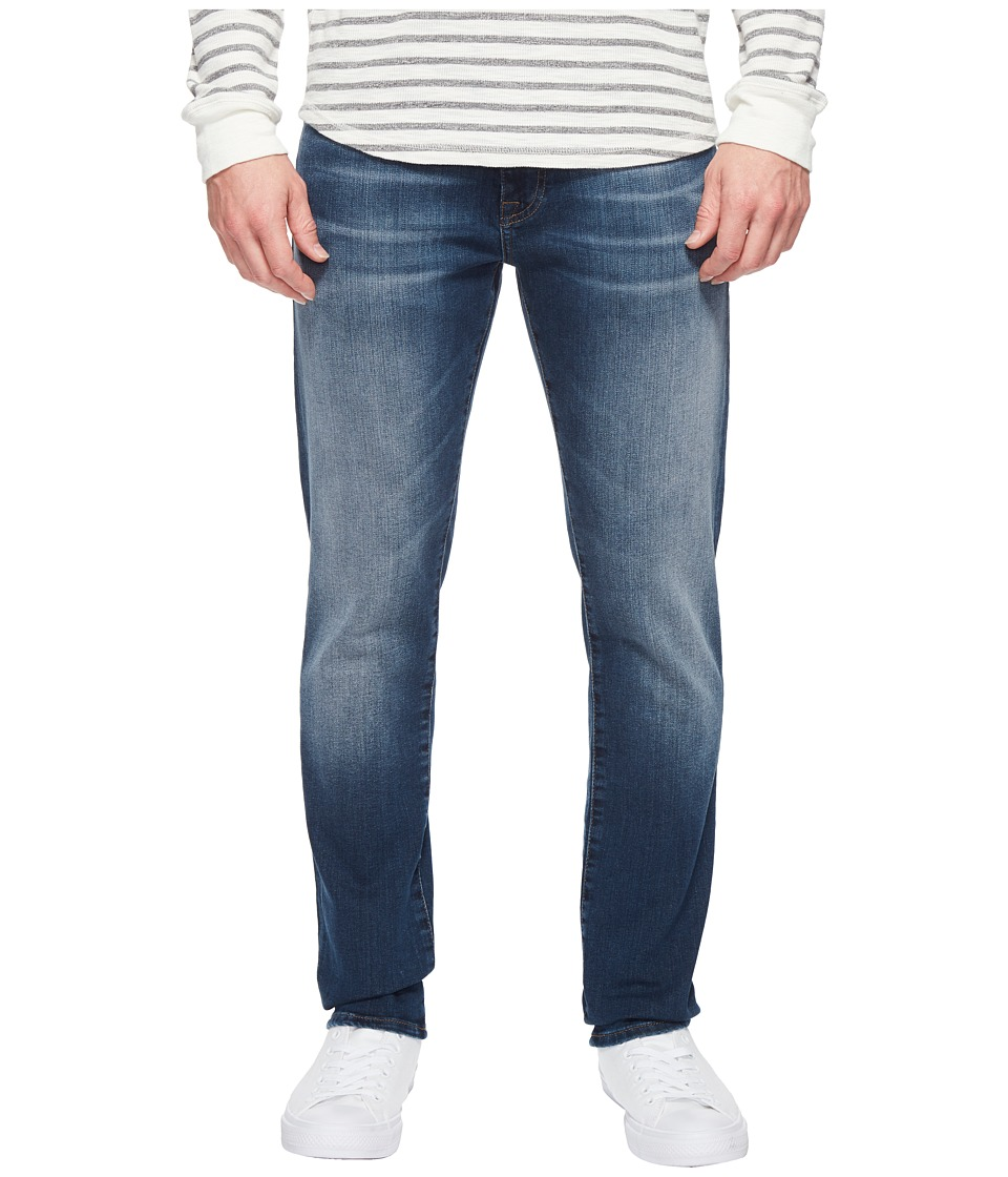 Mavi Jeans Jake Regular Rise Slim in Foggy Williamsburg (Foggy Williamsburg) Men